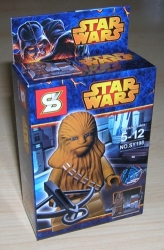 STAR WARS FIGURKA CHEWBACCA