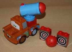 LEGO 5817 DUPLO AUTO CARS AGENT BURÁK