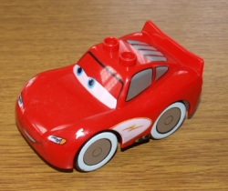 LEGO 5813 DUPLO AUTO CARS BLESK McQUEEN