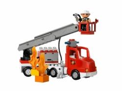 LEGO DUPLO 5682 HASIČSKÉ AUTO ŽEBŘÍK HASIČI
