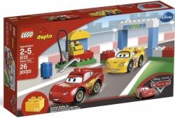 LEGO 6133 DUPLO CARS DEN ZÁVODU