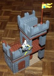 LEGO 4777 DUPLO HRAD RYTÍŘI - VĚŽ