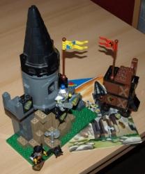 LEGO 4779 DUPLO HRAD RYTÍŘI - DOBYTÍ VĚŽE
