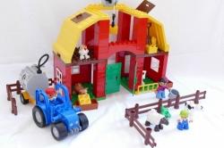 LEGO DUPLO 5649 DŮM FARMA STATEK