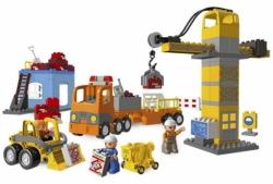 LEGO DUPLO 4988 VELKÁ STAVBA