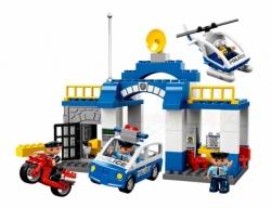 LEGO DUPLO 5602 POLICEJNÍ STANICE POLICIE