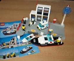 LEGO CITY 6540 - POLICIE POLICEJNÍ STANICE PŘÍSTAV