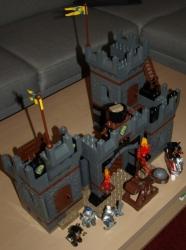 LEGO 4777 DUPLO HRAD RYTÍŘI