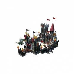 LEGO 4785 DUPLO ČERNÝ HRAD RYTÍŘI DRAK
