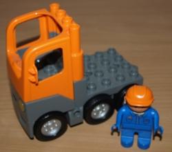 LEGO DUPLO 3772 NÁKLADNÍ AUTO