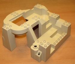 LEGO DUPLO 5653 PODLOŽKA KAMENOLOM STAVBA