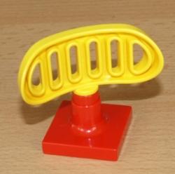 LEGO DUPLO RADAR LETIŠTĚ