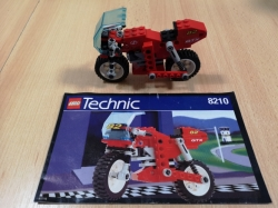 LEGO 8210 TECHNIC NITRO GTX BIKE 1995