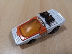MATCHBOX SPEED KINGS K-36 BANDOLERO POLICE 1972