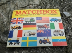 MATCHBOX 1967 COLLECTORS CATALOGUE INTERNATIONAL EDITION