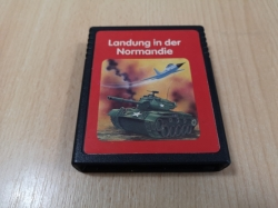 LANDUNG IN DER NORMANDIE HRA CARTRIDGE ATARI 2600 HERNÍ KONZOLE