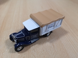MATCHBOX MODELS OF YESTERYEAR 1932 FORD AA TRUCK THE LA TIMES POWER OF THE PRESS