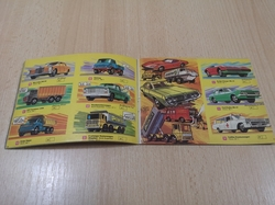 MATCHBOX 1970 COLLECTORS CATALOGUE KATALOG