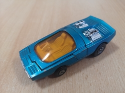 MATCHBOX SPEED KINGS K-36 BANDOLERO POLICE 1973 ENGLAND