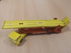 MATCHBOX KING SIZE K-11 DAF CAR TRANSPORTER K-11 1971 ENGLAND