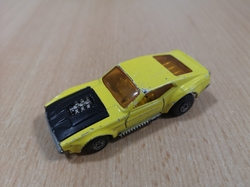 MATCHBOX SUPERFAST BOSS MUSTANG No 44 1972 ENGLAND
