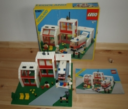 LEGO CREATOR 6380 NEMOCNICE