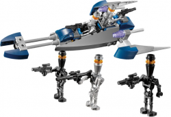 LEGO 8015 STAR WARS ASSASSIN DROIDS BATTLE PACK