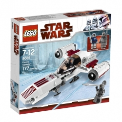 LEGO 8085 STAR WARS FREECO SPEEDER LETOUN