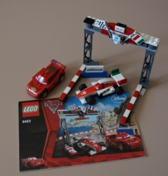 LEGO CARS 8423 - WORLD GRAND PRIX RACING RIVAL