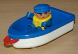 LEGO DUPLO LOĎKA