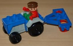 LEGO DUPLO 2655 TRAKTOR