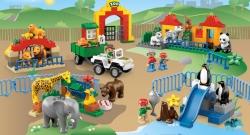 LEGO 6157 DUPLO VELKÁ ZOO