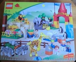 LEGO 6158 DUPLO KLINIKA PRO ZVÍŘATA