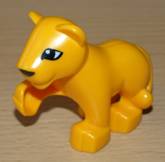 LEGO DUPLO ZOO LEV LVÍČE